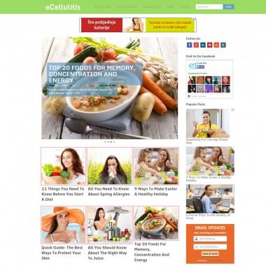 D4Web Projekti – Izrada Web Stranica – eCellulitis