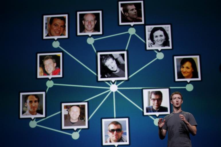 Facebook sklapanje poznanstava