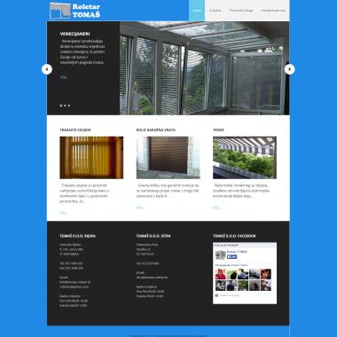 D4Web Projekti – Izrada Web Stranica – Tomaš Roletar