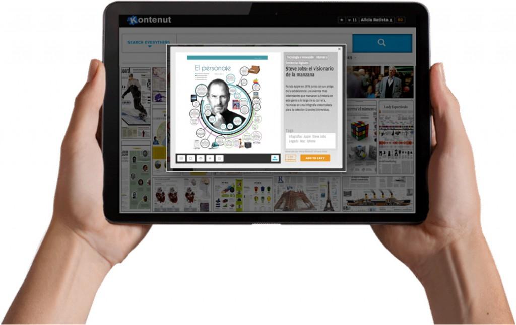 vizualni sadzaj web stranice