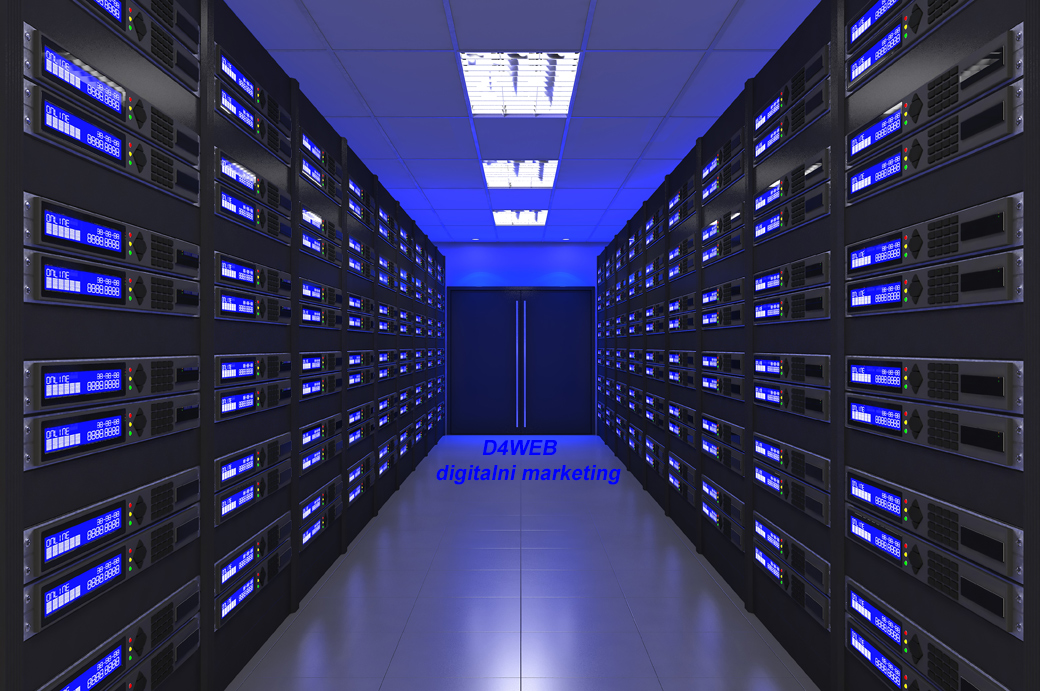 server room - big data